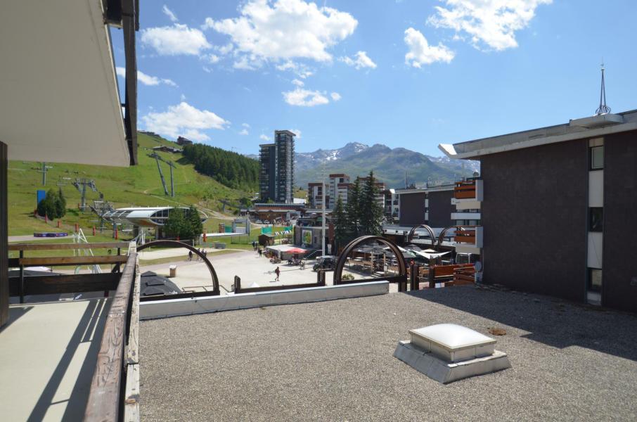 Vacances en montagne Studio cabine 4 personnes (22) - Résidence Oisans - Les Menuires