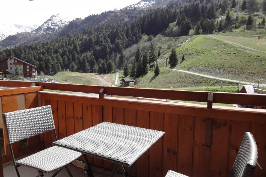 Vacances en montagne Studio cabine 4 personnes (006) - Résidence Olympie I - Méribel-Mottaret