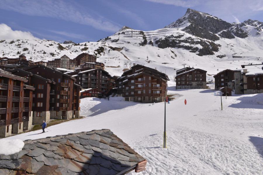 Holiday in mountain resort 2 room apartment sleeping corner 5 people (109) - Résidence Onyx - La Plagne
