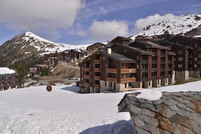 Holiday in mountain resort Studio 4 people (213) - Résidence Onyx - La Plagne