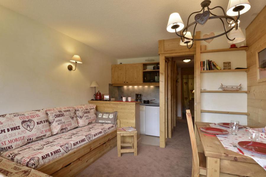 Wakacje w górach Apartament 2 pokojowy z alkową 5 osób (109) - Résidence Onyx - La Plagne
