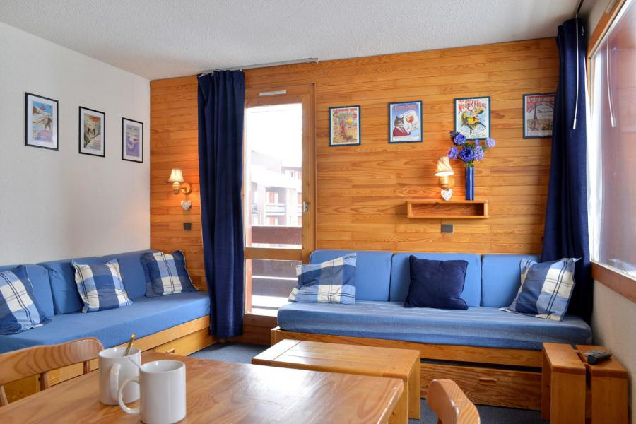 Holiday in mountain resort 2 room apartment 5 people (420) - Résidence Onyx - La Plagne