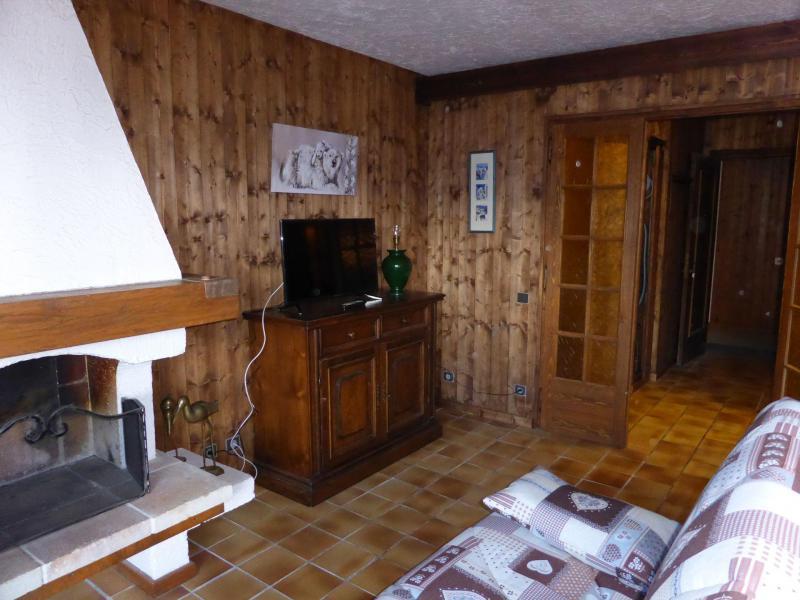 Каникулы в горах Апартаменты 3 комнат 6 чел. (22) - Résidence Onyx - Saint Gervais