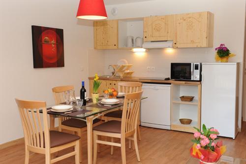 Vacances en montagne Appartement 2 pièces coin montagne 6 personnes - Résidence Orelle 3 Vallées By Résid&Co - Orelle - Kitchenette
