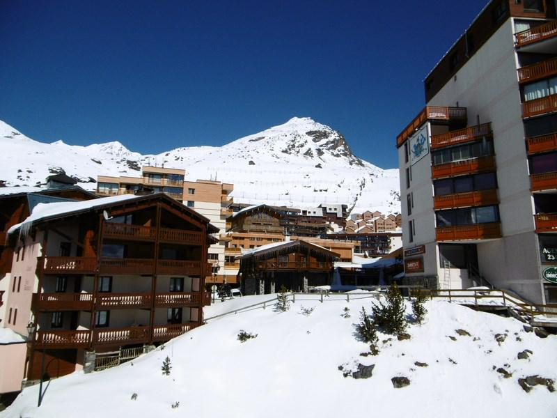 Holiday in mountain resort Studio 4 people (42) - Résidence Orsière - Val Thorens