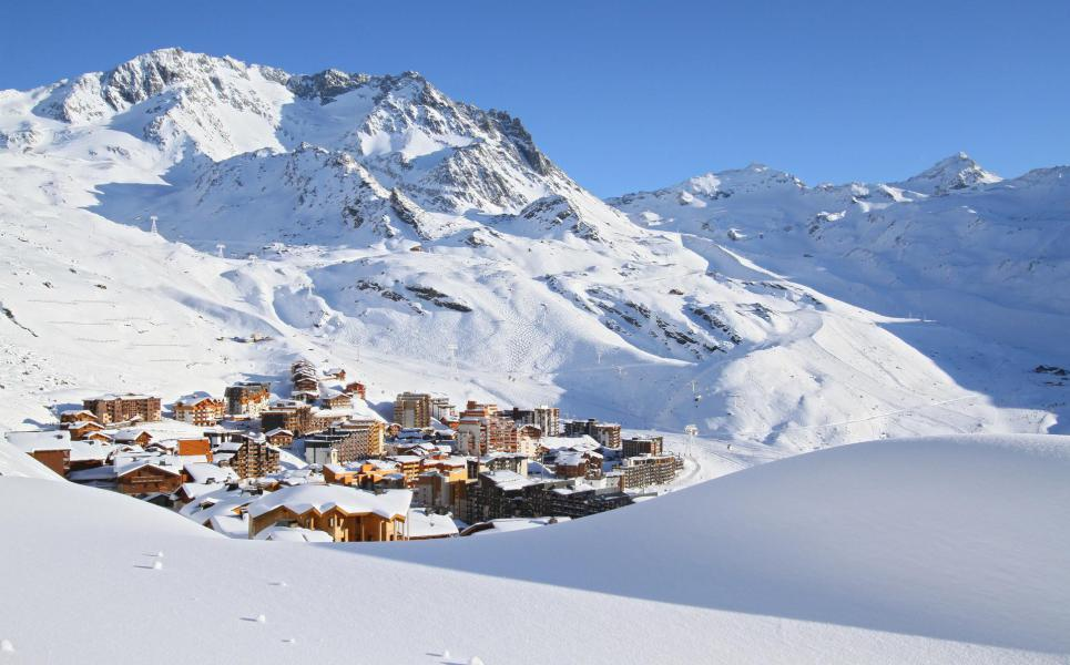 Holiday in mountain resort 2 room apartment 4 people (21) - Résidence Orsière - Val Thorens