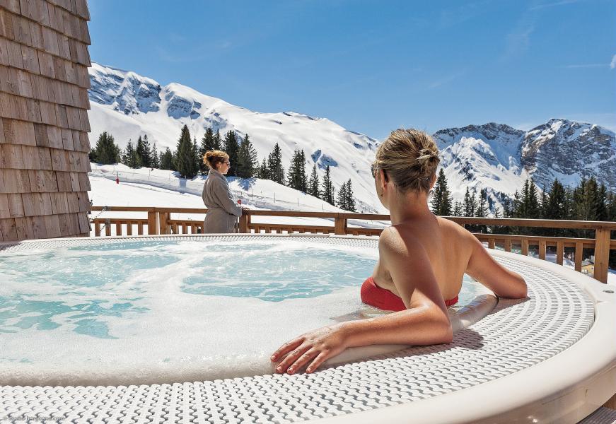 Vacaciones en montaña Résidence P&V Premium l'Amara - Avoriaz - Jacuzzi