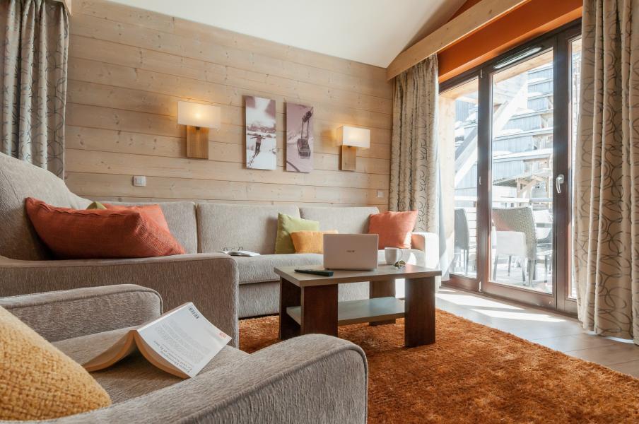 Vacaciones en montaña Résidence P&V Premium l'Amara - Avoriaz - Mesa baja