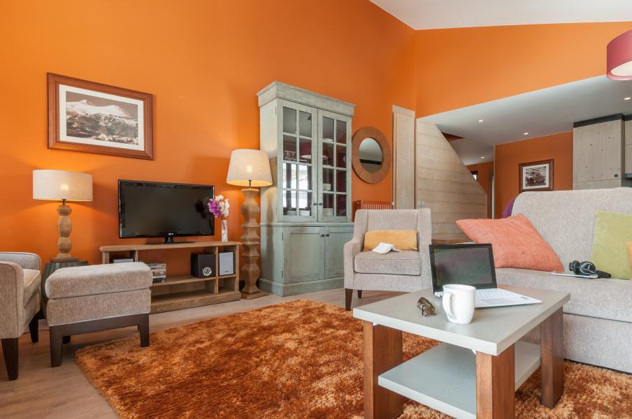 Vacaciones en montaña Résidence P&V Premium l'Amara - Avoriaz - TV