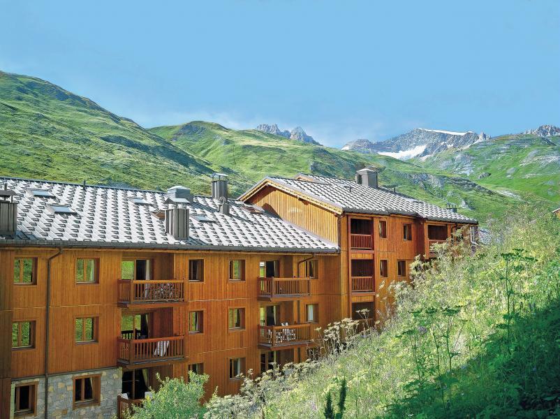 Location au ski Residence P&v Premium L'ecrin Des Neiges - Tignes - Extérieur été