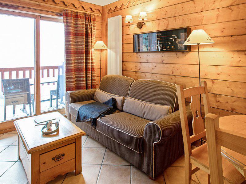 Vacances en montagne Appartement 2 pièces 2-4 personnes - Résidence P&V Premium l'Ecrin des Neiges - Tignes