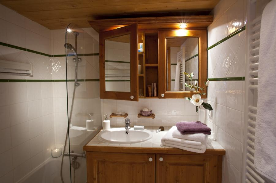 Vakantie in de bergen Résidence P&V Premium l'Ecrin des Neiges - Tignes - Badkamer