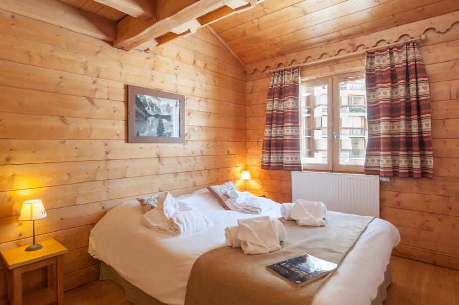 Vacances en montagne Résidence P&V Premium l'Ecrin des Neiges - Tignes - Chambre mansardée