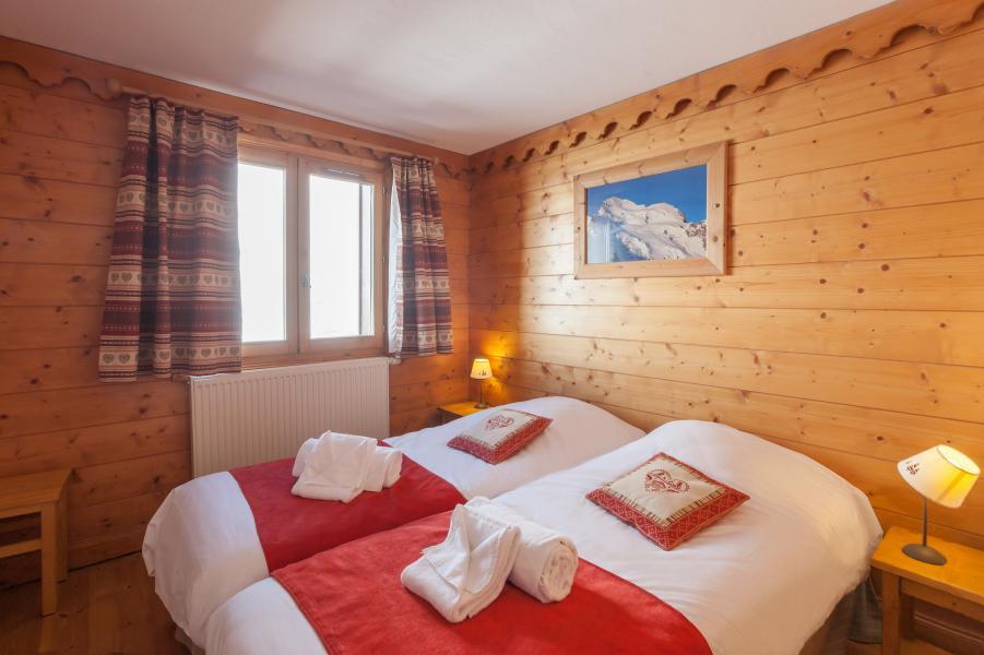 Vakantie in de bergen Résidence P&V Premium l'Ecrin des Neiges - Tignes - Kamer