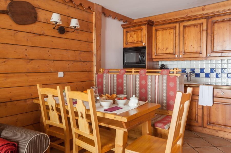 Urlaub in den Bergen Résidence P&V Premium l'Ecrin des Neiges - Tignes - Kochnische