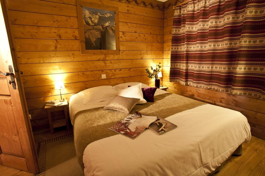 Urlaub in den Bergen Résidence P&V Premium l'Ecrin des Neiges - Tignes - Schlafzimmer