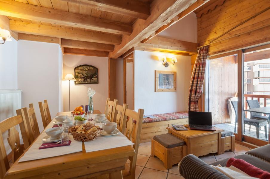 Vakantie in de bergen Résidence P&V Premium l'Ecrin des Neiges - Tignes - Tafel