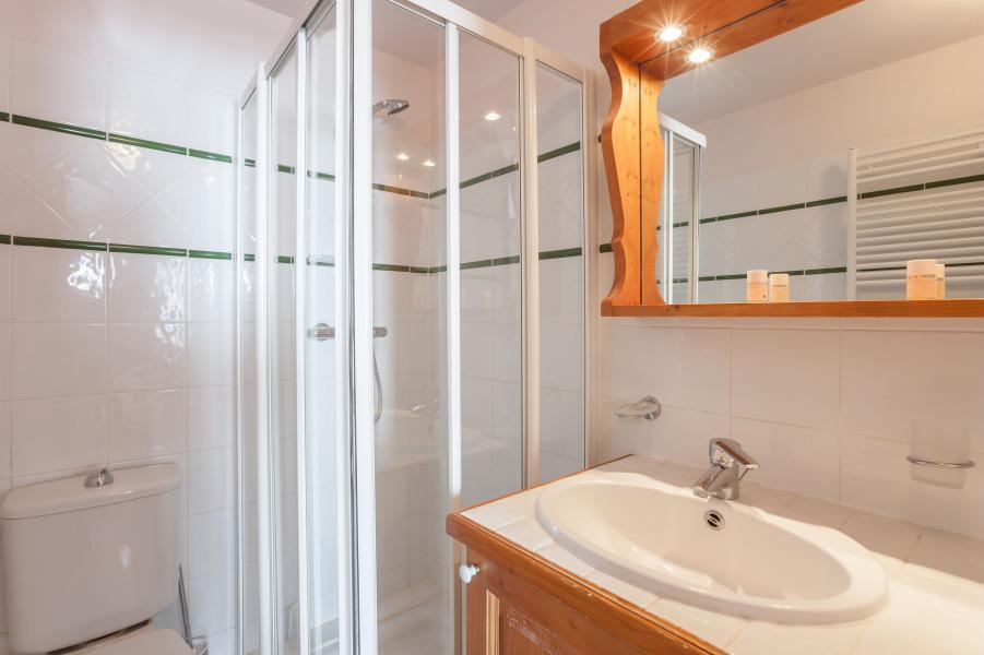 Urlaub in den Bergen Résidence P&V Premium l'Ecrin des Neiges - Tignes - Waschräume
