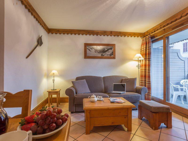 Vakantie in de bergen Appartement 2 kamers 2-4 personen - Résidence P&V Premium la Ginabelle - Chamonix