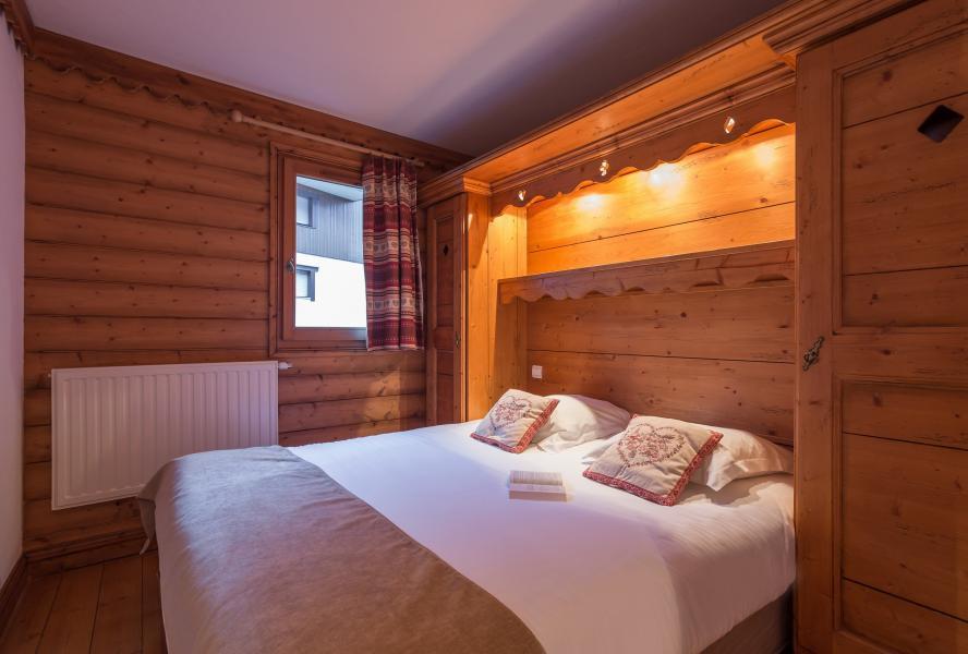 Vakantie in de bergen Résidence P&V Premium la Ginabelle - Chamonix - Kamer