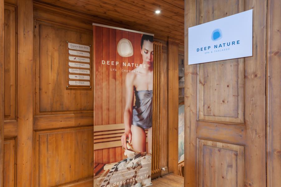 Vakantie in de bergen Résidence P&V Premium la Ginabelle - Chamonix