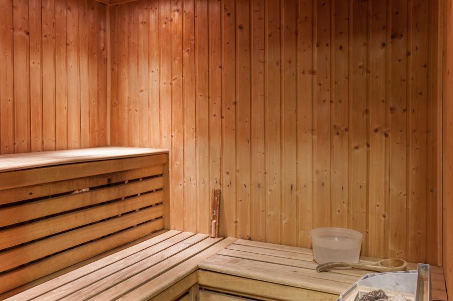 Vakantie in de bergen Résidence P&V Premium la Ginabelle - Chamonix - Sauna