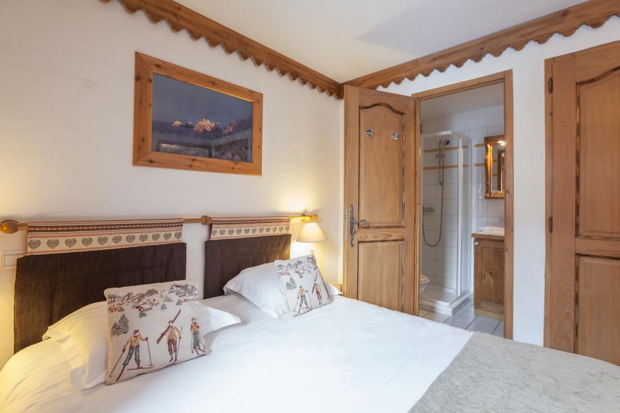 Urlaub in den Bergen Résidence P&V Premium la Ginabelle - Chamonix - Schlafzimmer