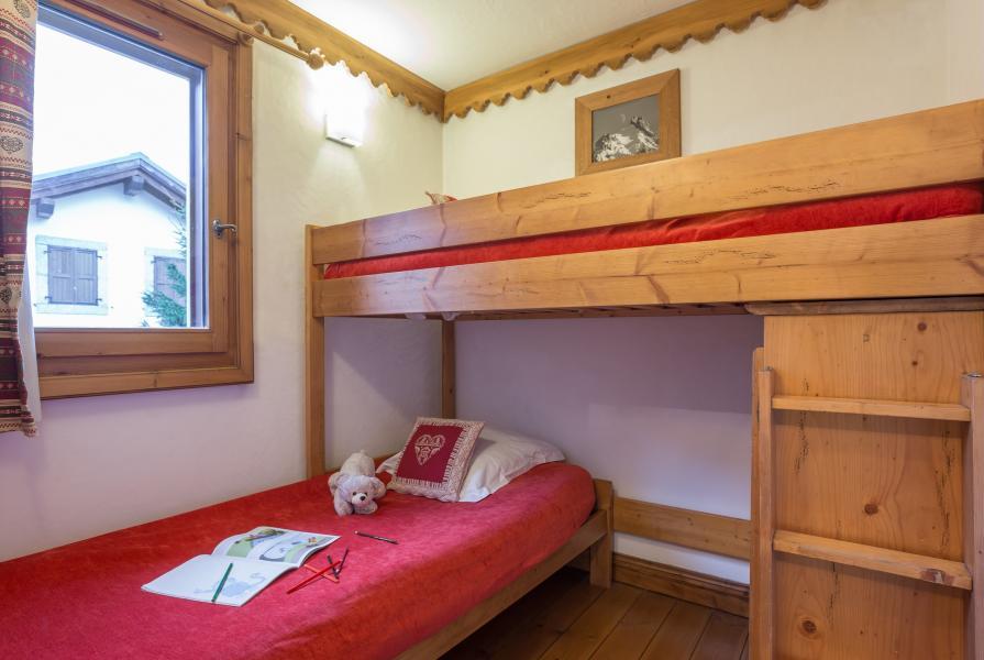 Vakantie in de bergen Résidence P&V Premium la Ginabelle - Chamonix - Stapelbedden