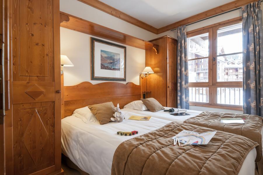 Vacances en montagne Résidence P&V Premium le Village - Les Arcs - Chambre