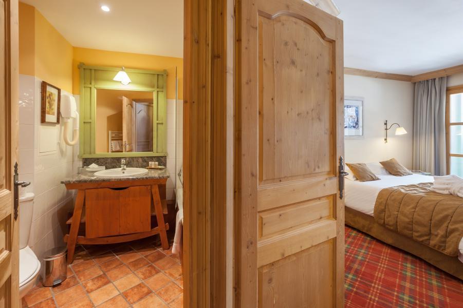 Vakantie in de bergen Résidence P&V Premium le Village - Les Arcs - Douche