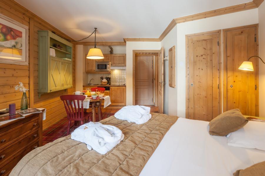 Vakantie in de bergen Résidence P&V Premium le Village - Les Arcs - Kamer