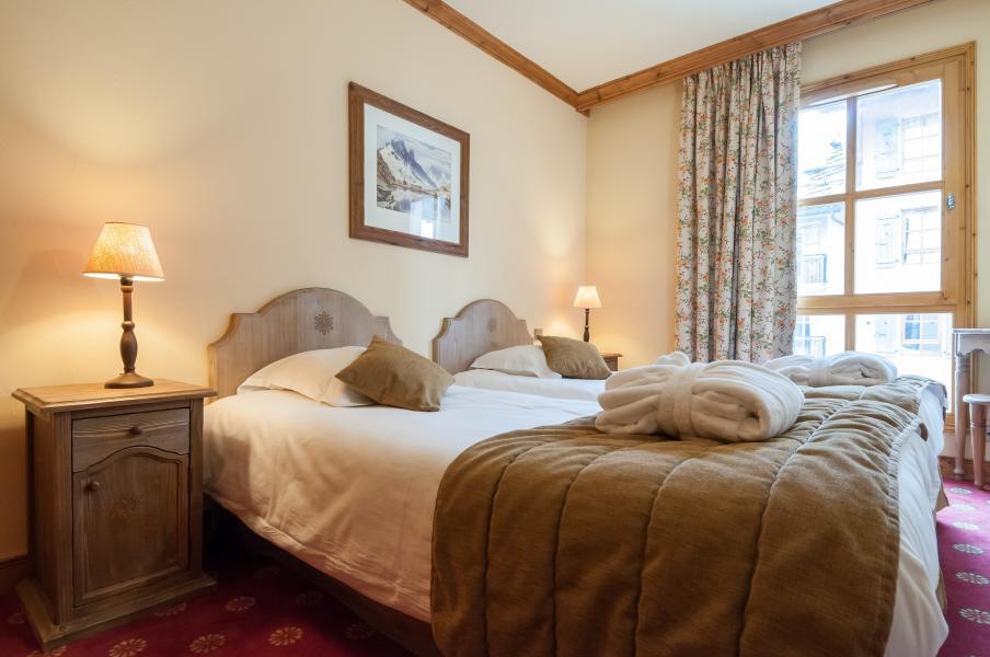 Vacances en montagne Résidence P&V Premium le Village - Les Arcs - Lit double