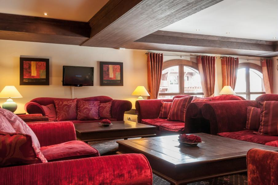 Vakantie in de bergen Résidence P&V Premium le Village - Les Arcs - Sofa