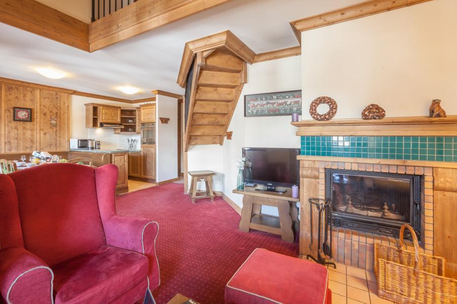 Vakantie in de bergen Résidence P&V Premium le Village - Les Arcs - Stoel