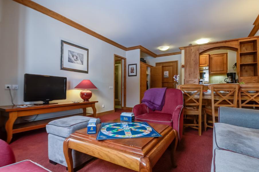 Vacances en montagne Résidence P&V Premium le Village - Les Arcs - Table basse
