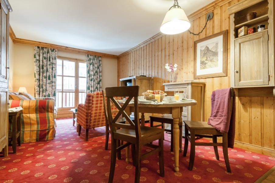 Vakantie in de bergen Résidence P&V Premium le Village - Les Arcs - Tafel