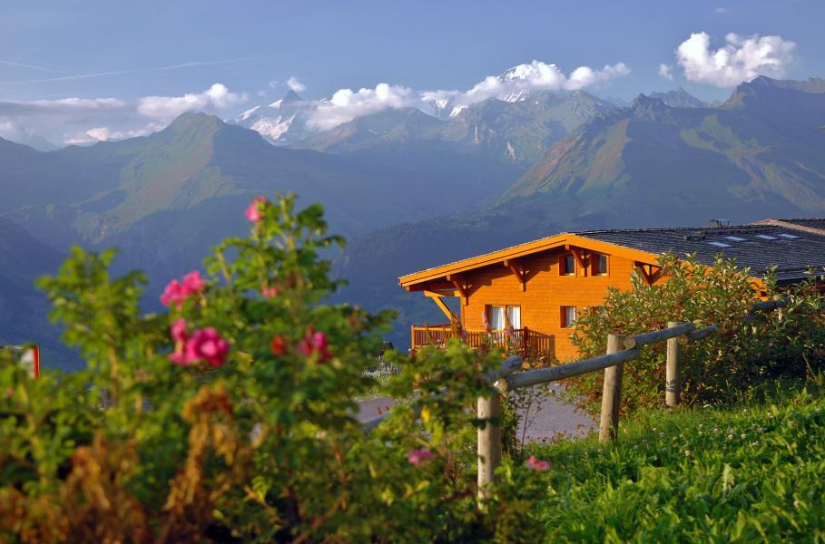 Location au ski Résidence P&V Premium les Alpages de Chantel - Les Arcs - Extérieur été