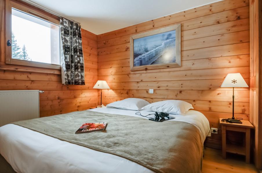 Vakantie in de bergen Résidence P&V Premium les Alpages de Chantel - Les Arcs - Kamer