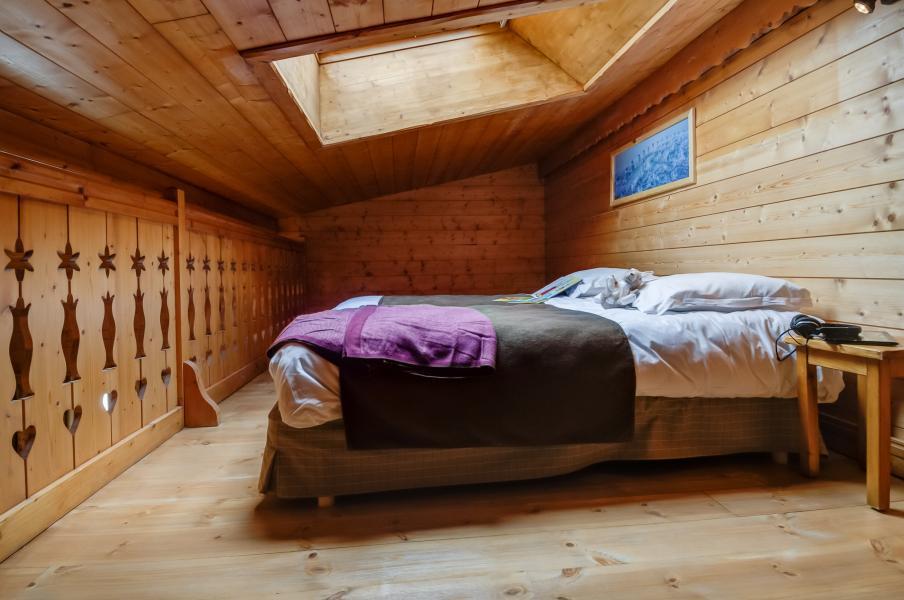 Urlaub in den Bergen Résidence P&V Premium les Alpages de Chantel - Les Arcs - Mansardenzimmer