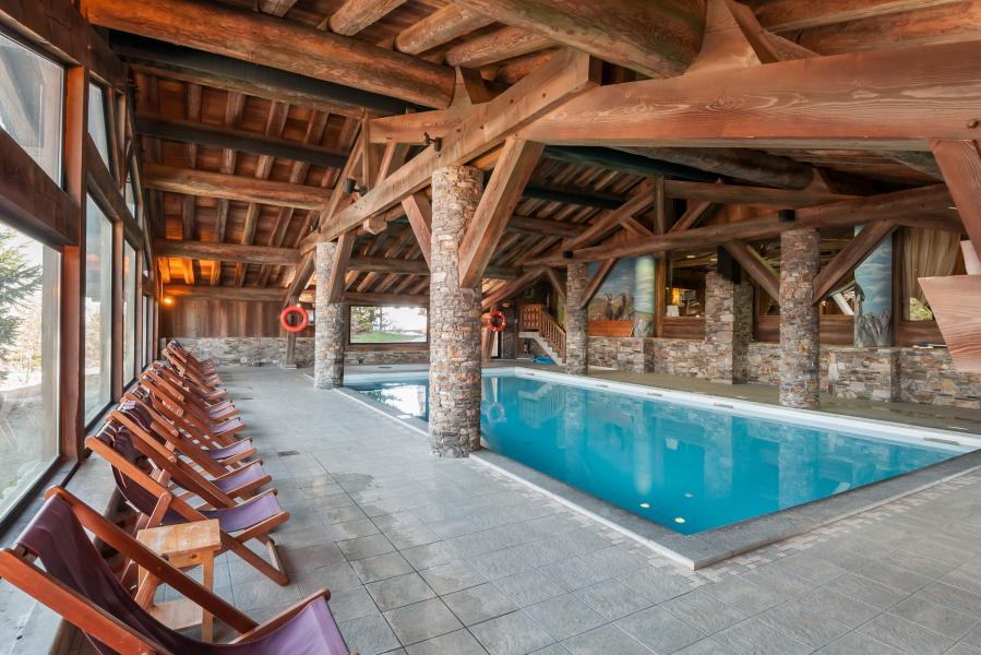 Vakantie in de bergen Résidence P&V Premium les Alpages de Chantel - Les Arcs