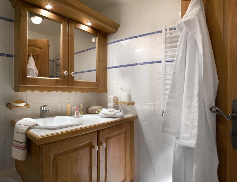 Vacances en montagne Résidence P&V Premium les Alpages de Chantel - Les Arcs - Salle de bains