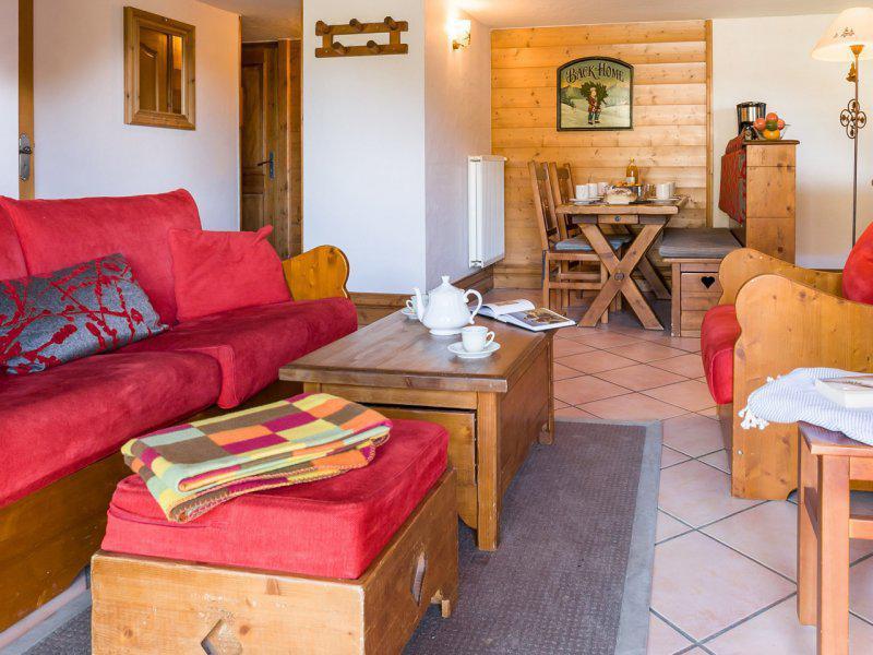 Vacances en montagne Résidence P&V Premium les Alpages de Chantel - Les Arcs - Séjour