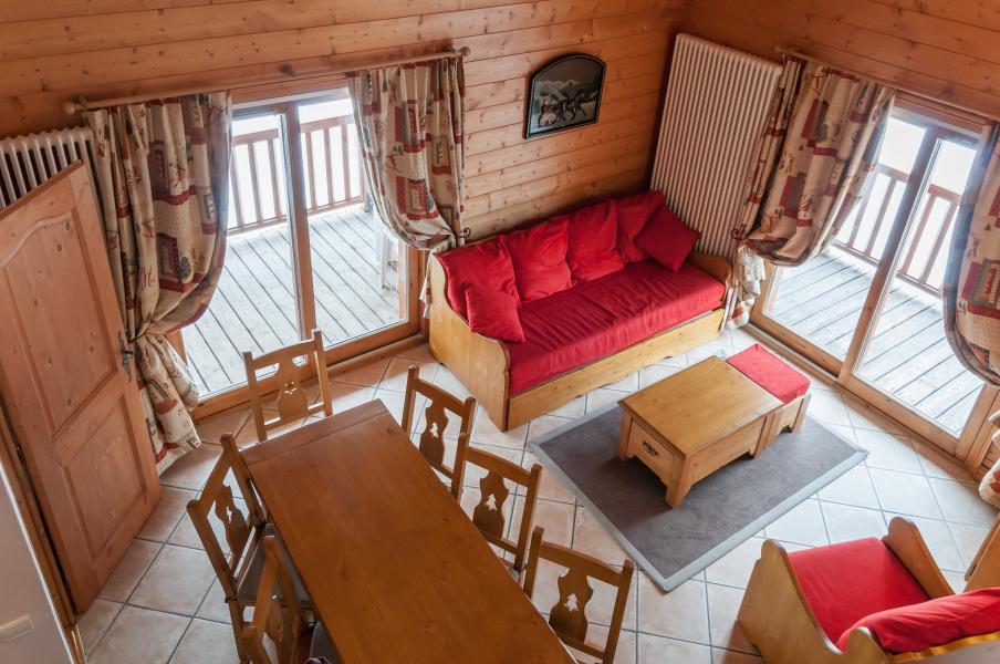 Urlaub in den Bergen Résidence P&V Premium les Alpages de Chantel - Les Arcs - Tisch