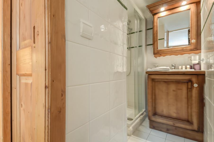 Urlaub in den Bergen Résidence P&V Premium les Alpages de Chantel - Les Arcs - Waschräume