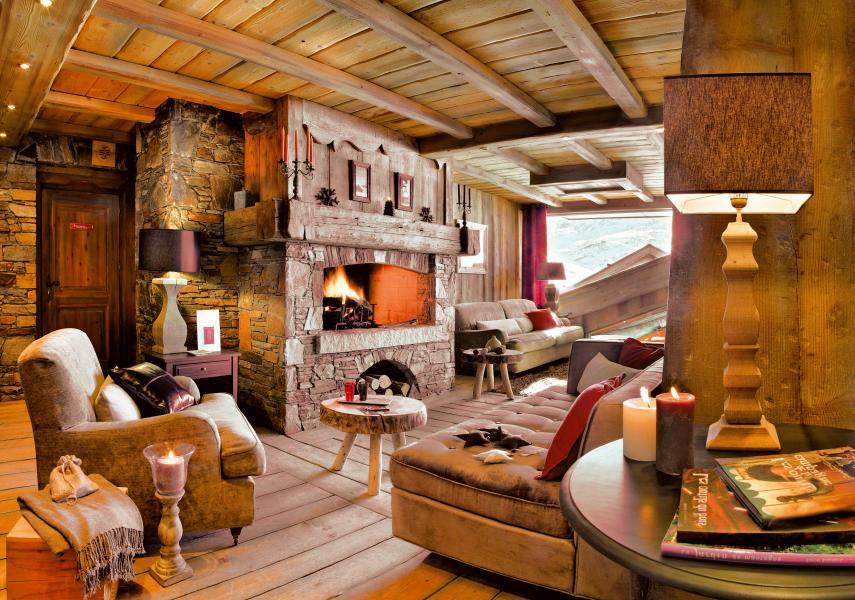 Vakantie in de bergen Résidence P&V Premium les Alpages de Reberty - Les Menuires -