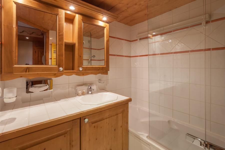 Urlaub in den Bergen Résidence P&V Premium les Alpages de Reberty - Les Menuires - Badezimmer