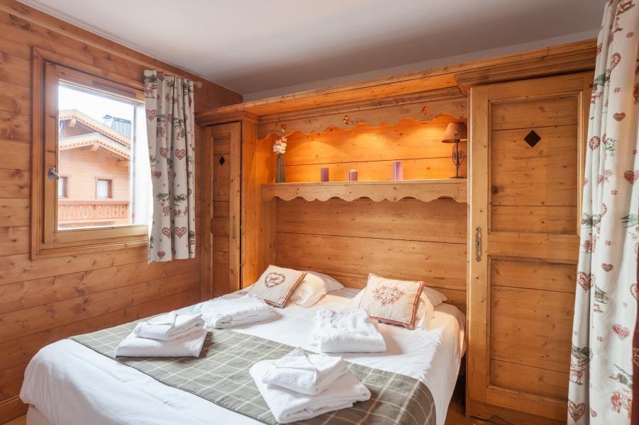 Vakantie in de bergen Résidence P&V Premium les Alpages de Reberty - Les Menuires - Kamer