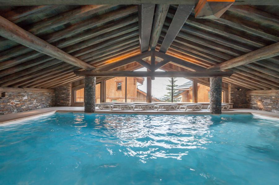 Vakantie in de bergen Résidence P&V Premium les Alpages de Reberty - Les Menuires