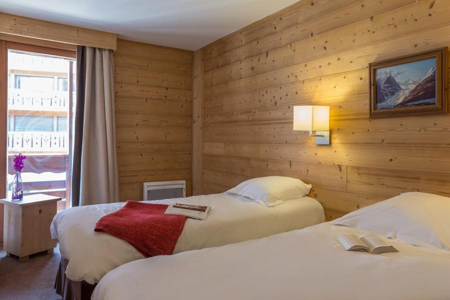 Vakantie in de bergen Résidence P&V Premium les Chalets du Forum - Courchevel - Kamer