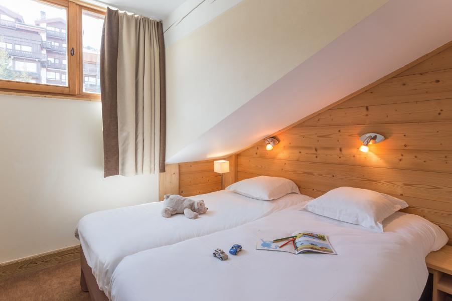 Vakantie in de bergen Résidence P&V Premium les Chalets du Forum - Courchevel - Zolderkamer